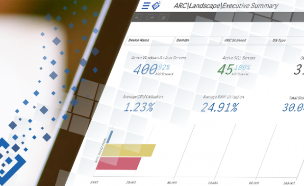 Movere's ARC (Actual Resource Consumption) capabilities are a driving force in ongoing Digital Transformation initiatives within companies looking to move to the cloud, identify optimization opportunities, modernize their environments, and identify security gaps and risks.